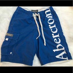 Men's Abercrombie board shorts